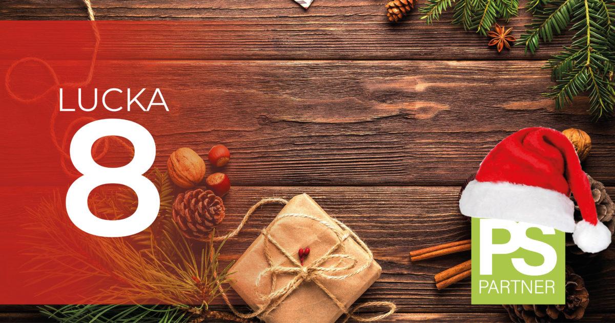 Lucka 8 - PS Partners Julkalender 2018